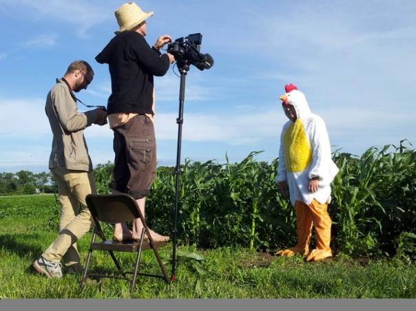 Chicken Farmer John