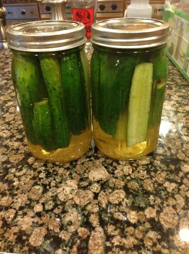 Mike Bock's pickles