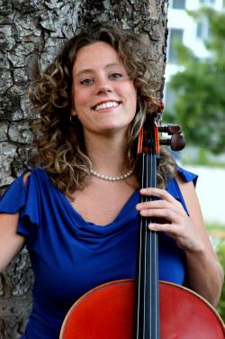 Cello by Patti Garvey