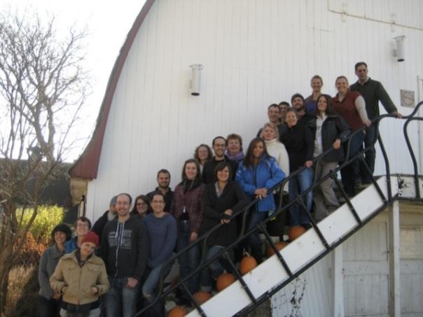 SFB Year 8 2012-2013 class photo