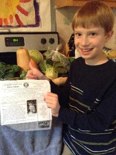 Joseph (Max) Haas, Farmer John's Biographer